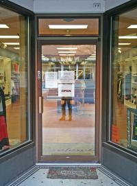 Door Shops & Block722 Designed The Showroom For Patiris A