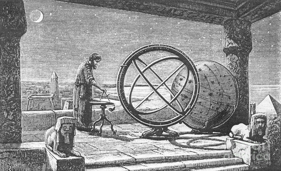 Image result for Hipparchus, the Greek astronomer