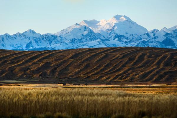 landscape of highlands