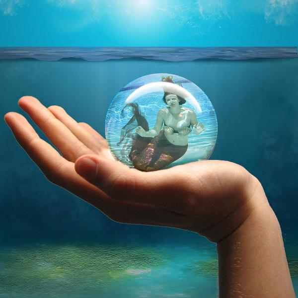 Mermaid Digital Art