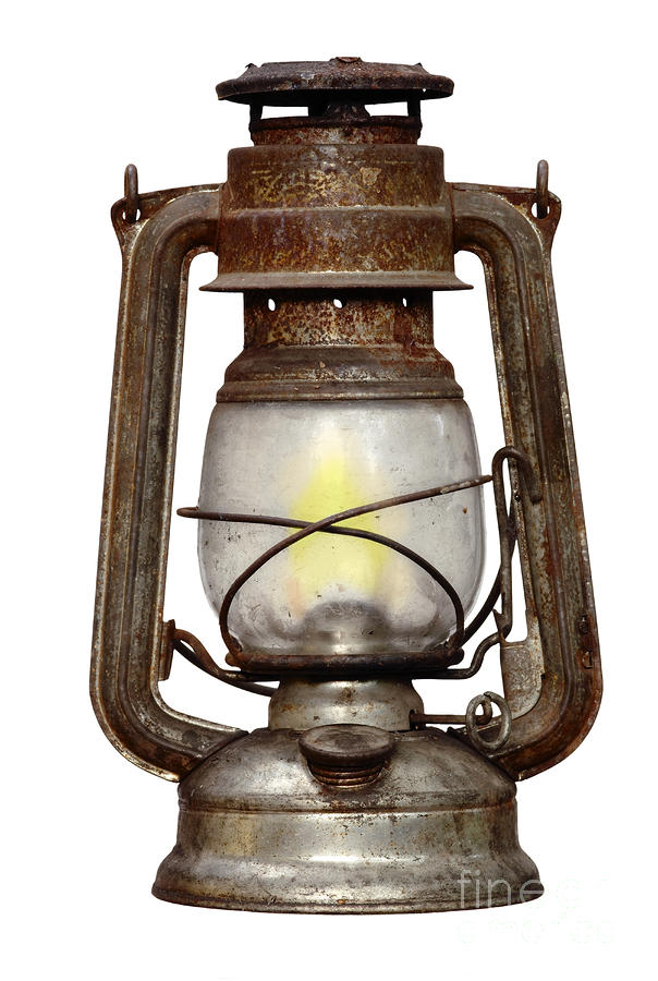 Vintage Railroad Lanterns