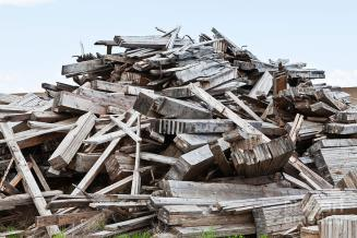 Resultado de imagen para pile of debris