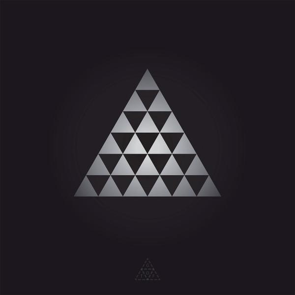 Digital Art Pyramid