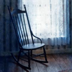 Antique Rocking Chair Spandex Covers Rental Houston By Window Photograph Jill Battaglia