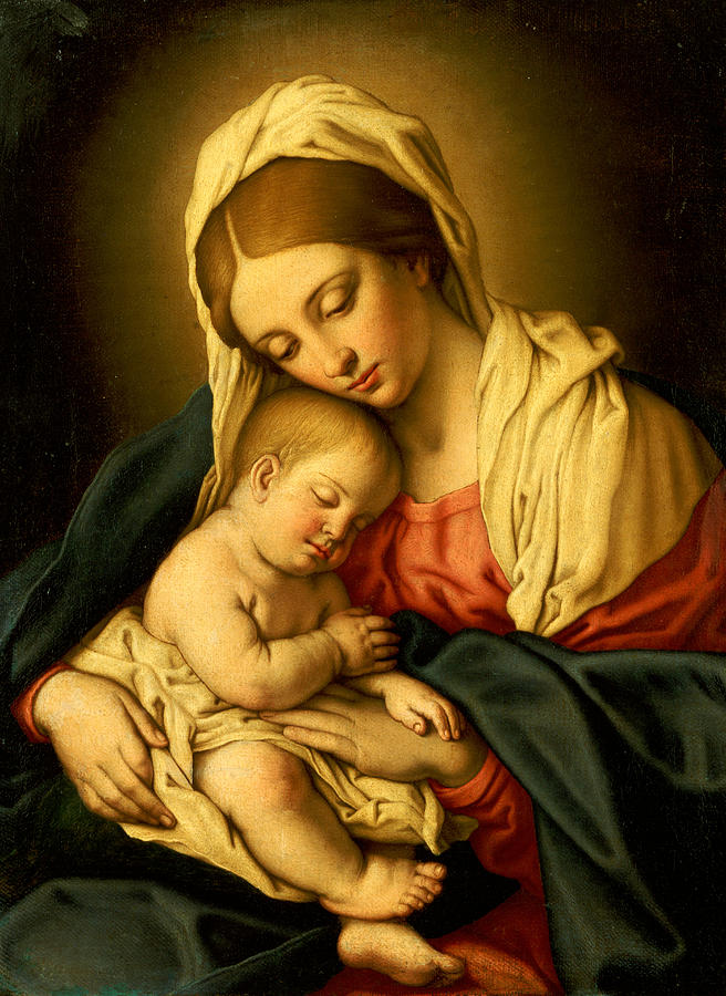 Image result for madonna and child