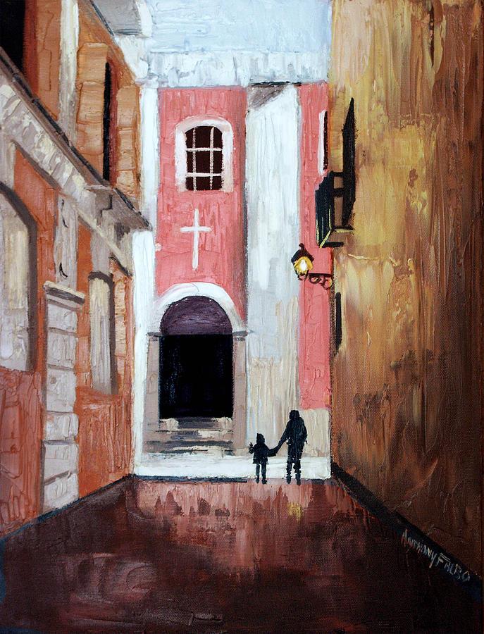 Paintings Open Doors