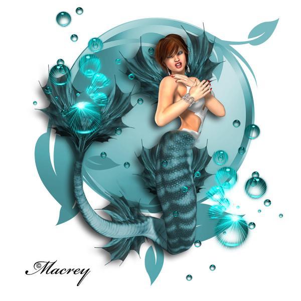 Under Sea Digital Art Ralph Rey