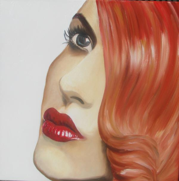 Redhead by Gay Henderson