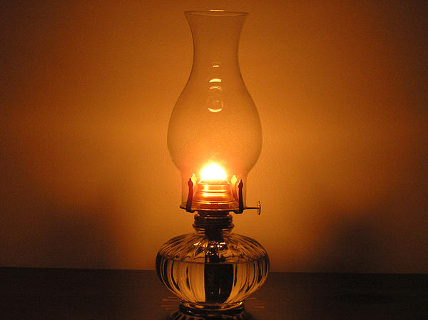 Holiday Oil Lamp & Candle Safety