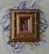 Calapander's Antiimacasser - Framed