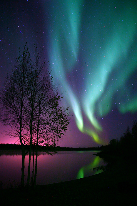 Northern Lights Baby Names