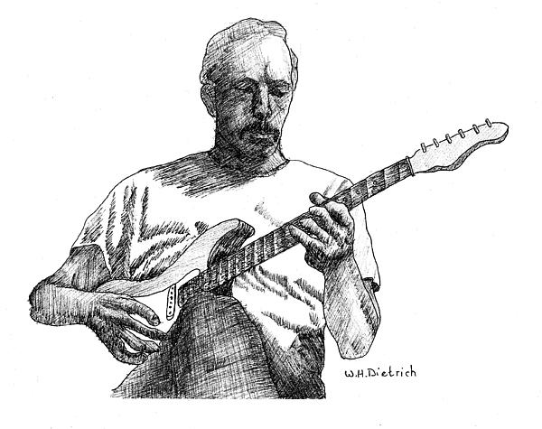 Guitarist by William Dietrich