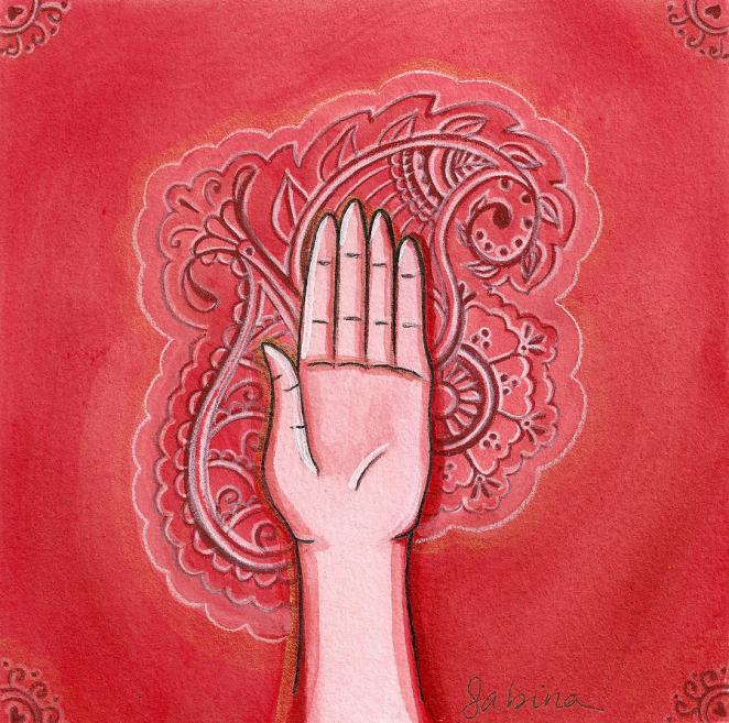 Abhaya Gyan Mudra - Gyan Mudra Variations