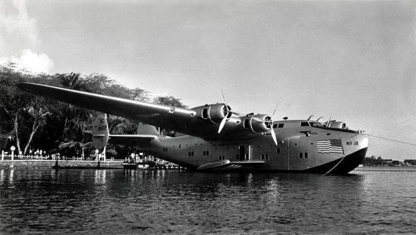 1942 china clipper flying boat