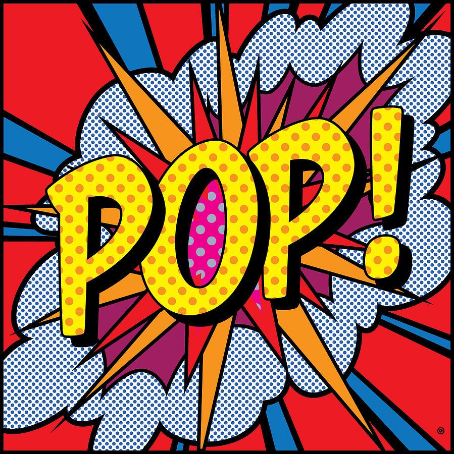 Pop Art  4 Digital Art By Gary Grayson