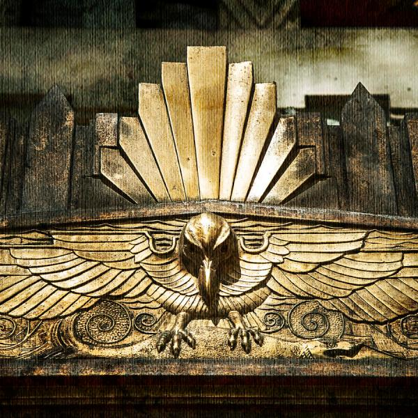Art Deco Eagle Logo