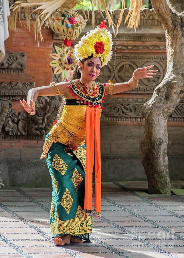 bali dancer by jim
