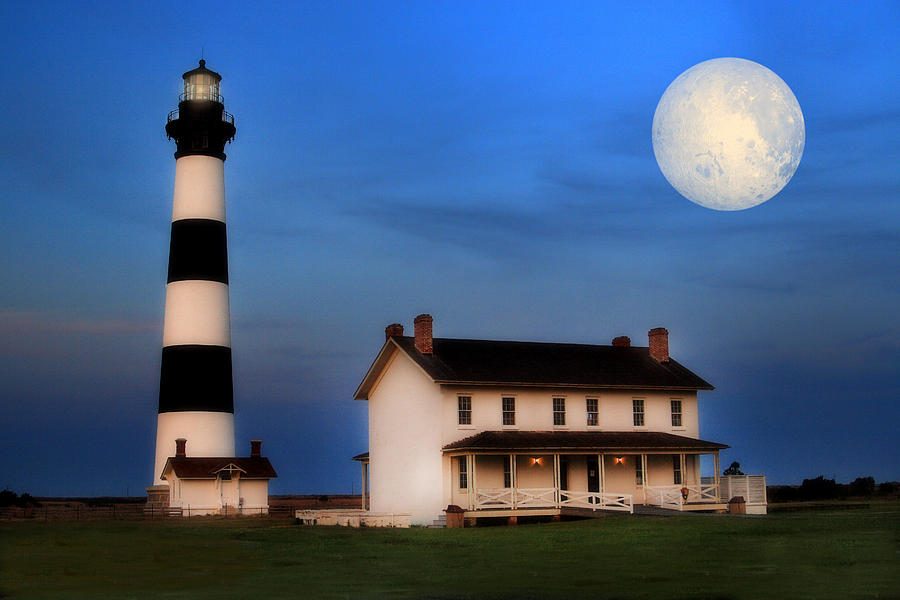 Chargers Iphone Wallpaper Bodie Island Lighthouse Photograph By Cindy Haggerty