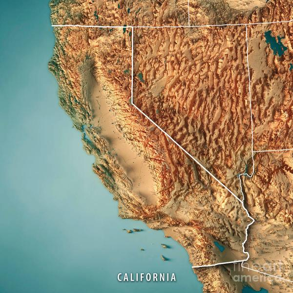 3d Topographic Map Of Usa.20 3d Topographic Map Of California Pictures And Ideas On Meta Networks