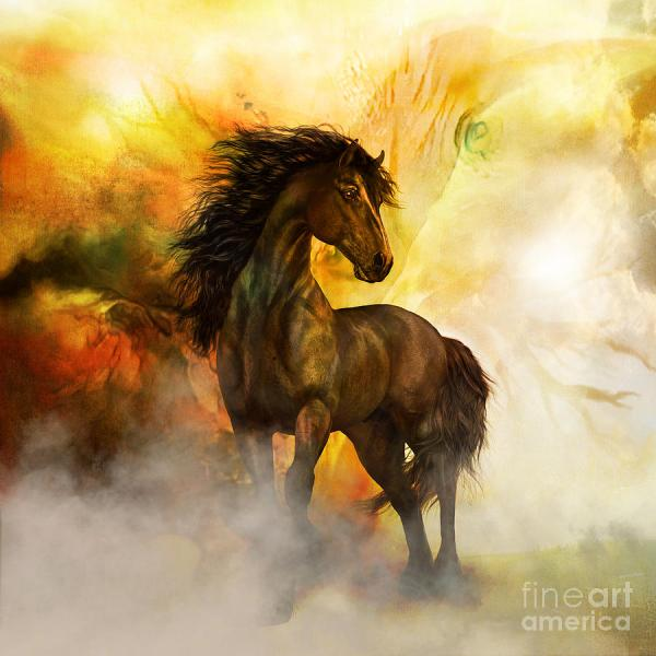Spirit Horse Paintings