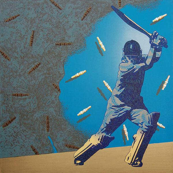 Cricket Art
