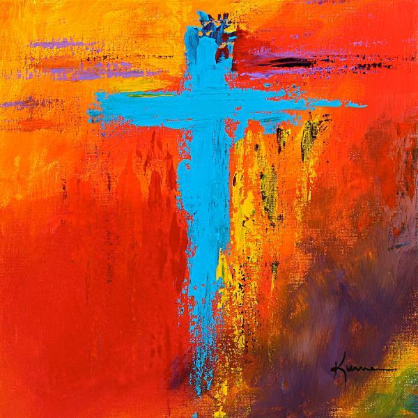 Cross 3 Painting Kume Bryant