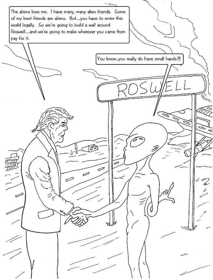 Dr. Bull Drawing by Paul Davis