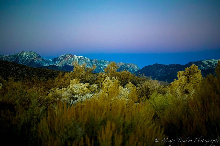 Facebook Sierra Sunrise