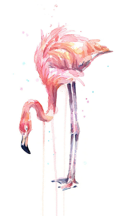 Pink Flamingo Home Decor