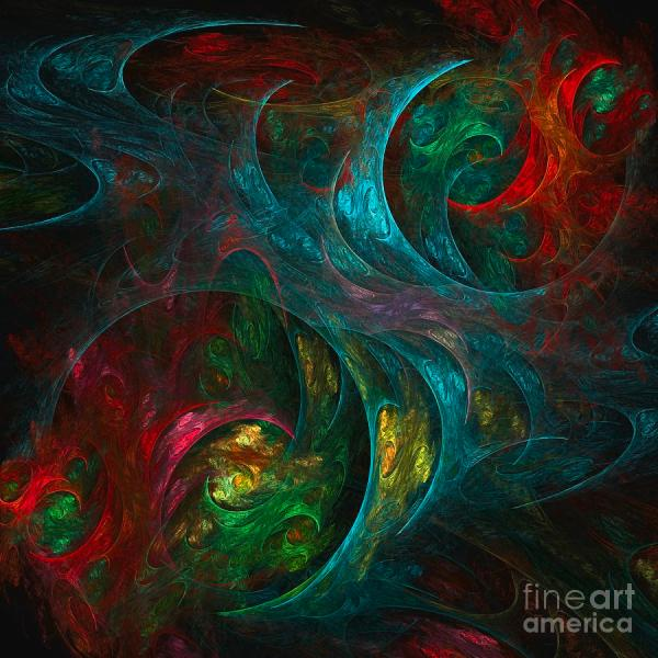 Genesis Painting Oni