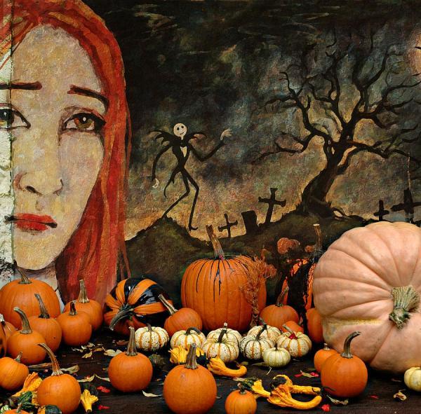 Happy Halloween Jeff Burgess