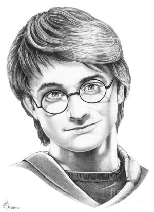 potter harry drawing murphy elliott drawings 19th uploaded march which
