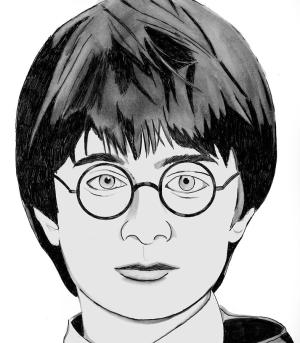 potter harry drawing miller nathan drawings 19th uploaded november 2009 which fineartamerica