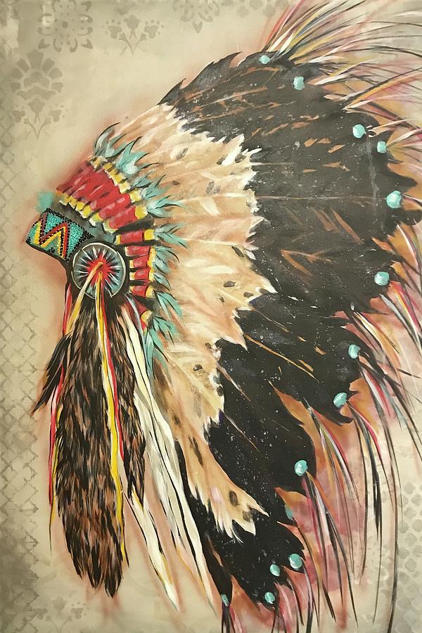 Native American Neck Pouches