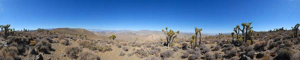 Hunter Mountain Death Valley National Park 360degree