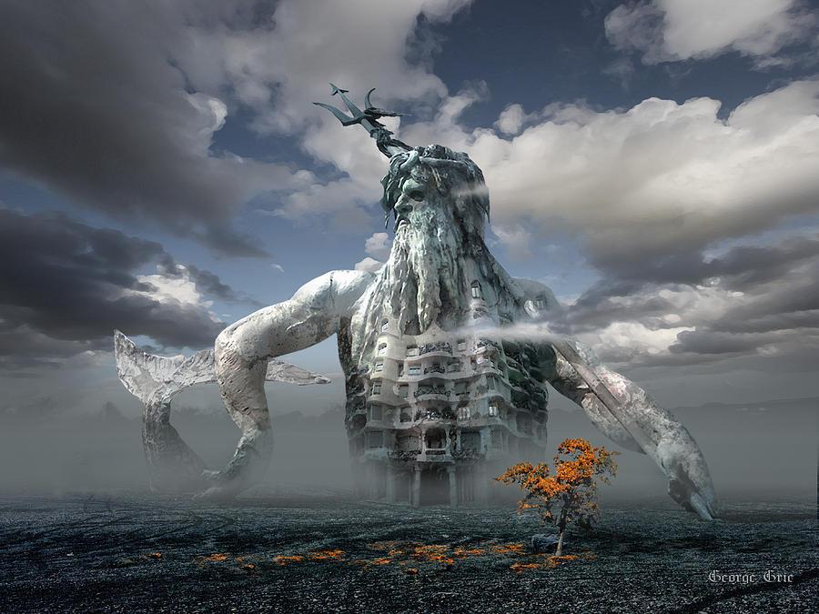 Fantasy Girl Dream Floating House Castle Wallpaper Inadvertent Metamorphosis Or King Of My Castle Digital Art