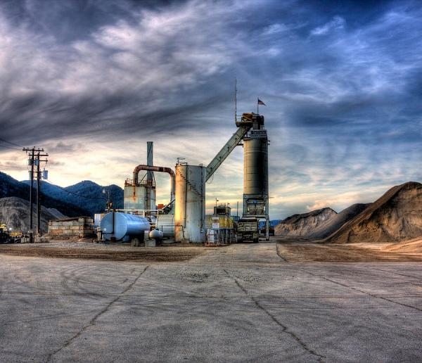 industrial landscape study number