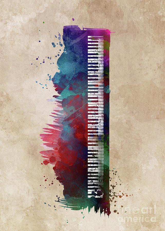 Keyboard Image Art : keyboard, image, Keyboard, Music, Instrument, Digital, Justyna, Jaszke, JBJart