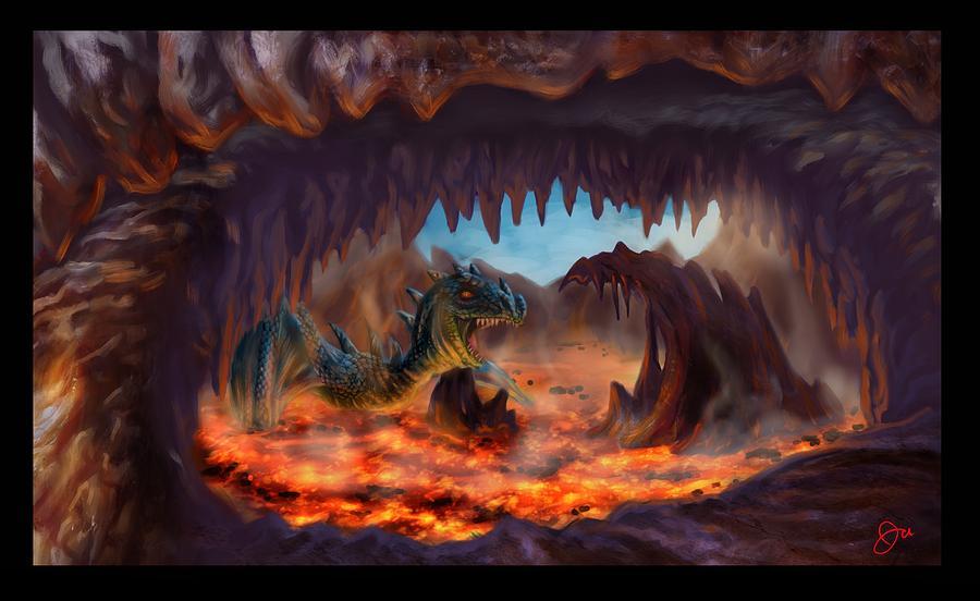 lava dragon s lair
