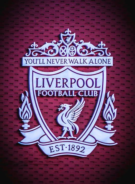Liverpool Fc Crest Photograph by Paul Madden