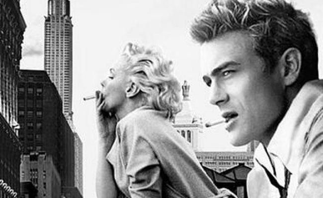 Marilyn Monroe And James Dean New York Iphone 6 Plus Cover