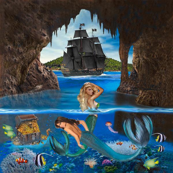 Mermaid Cave