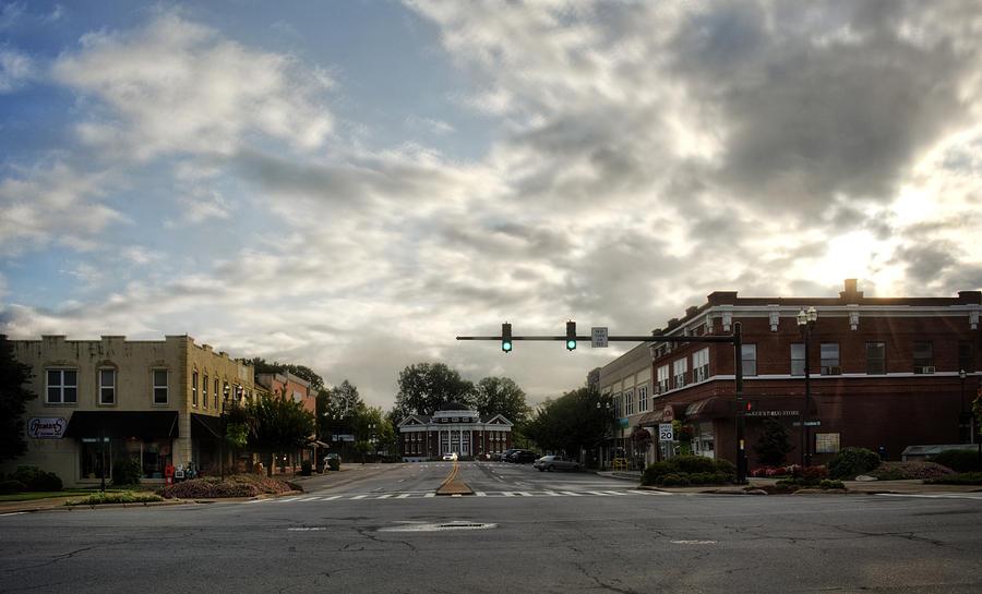 Morning In Murphy North Carolina Photograph by Greg Mimbs