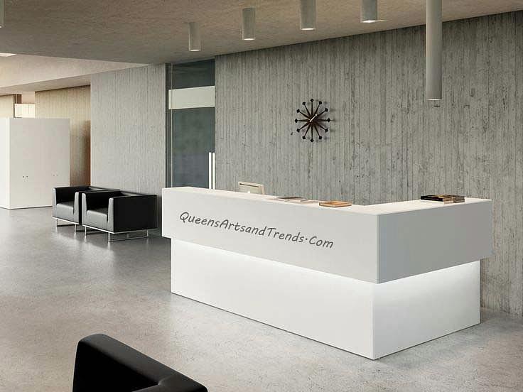 Office Reception Counter Reception Counter Desk Photograph