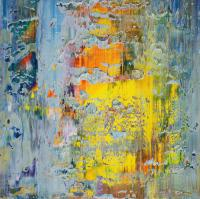 Opt.66.16 A New Day Painting by Derek Kaplan