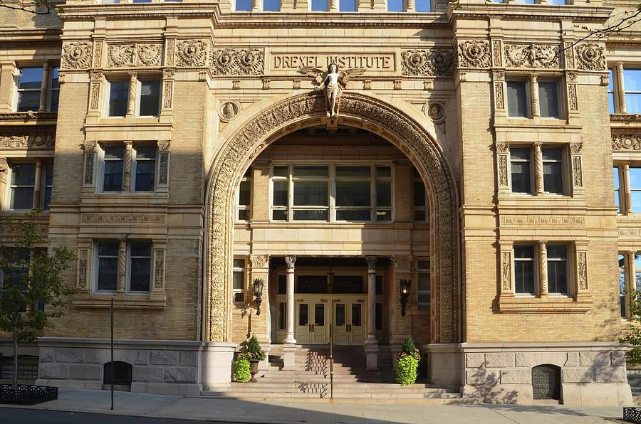 Philadelphia - Drexel Institute Photograph by Bill Cannon
