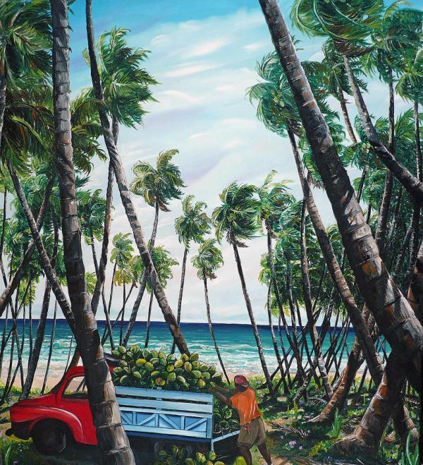 Trinidad and Tobago Paintings