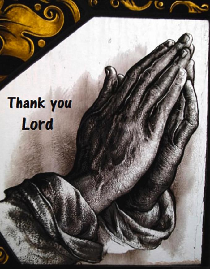 Image result for Thank you Lord