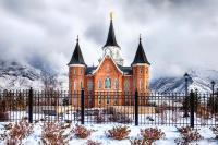 Provo City Center Temple Lds Large Canvas Art, Canvas ...