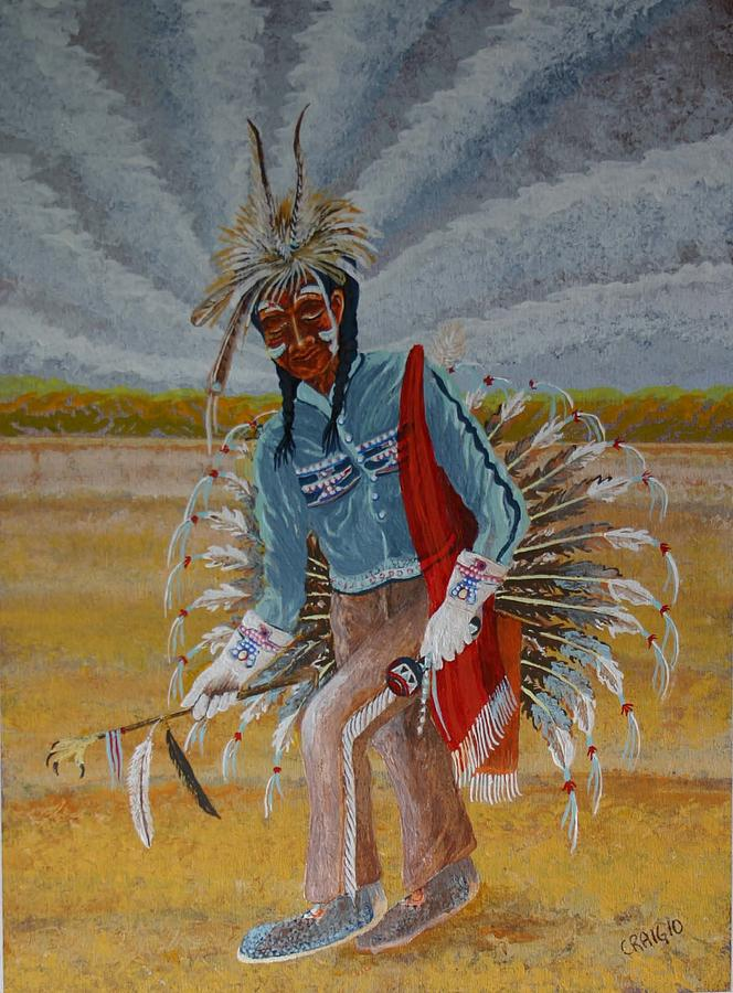 american indian rain dance